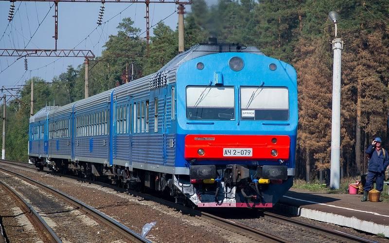 Поезд Брянск — Комаричи будет останавливаться вСинезерках с18 мая