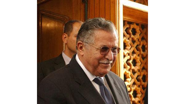 Бывший президент Ирака будет сотрудничать с оппозиционной партией
