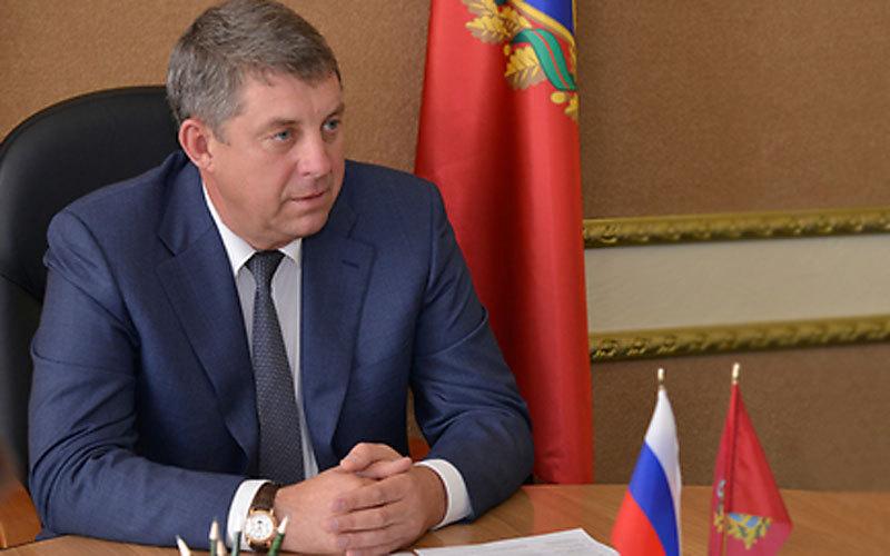 Брянский губернатор загод заработал три миллиона рублей