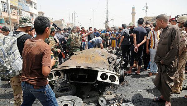 В Ираке прогремели еще два взрыва, есть погибшие и раненые