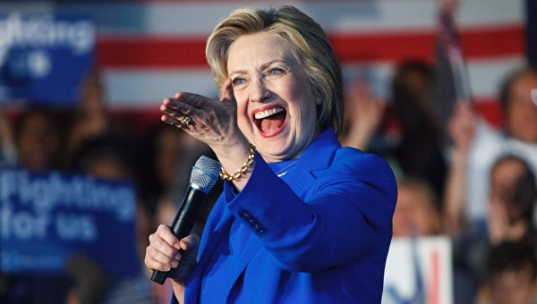 Клинтон объявила себя победителем праймериз в Кентукки