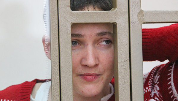 Юрист: передача Савченко Украине может состояться в течение двух месяцев