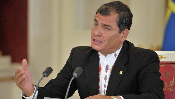 Глава Эквадора предложил запретить офшоры