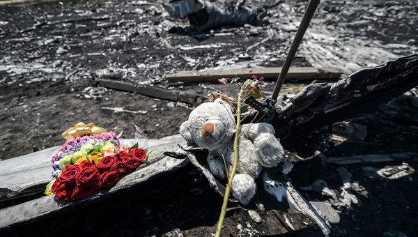 В Австралии крушение MH17 на Украине признали