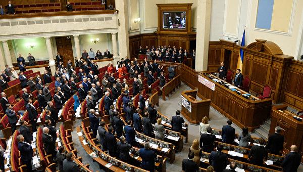 Раду просят отложить законопроект о квотах на песни на украинском