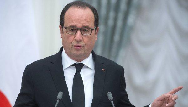 Главы Египта и Франции договорились о координации действий по поиску MS804