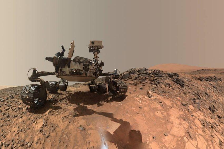 Раскрыта тайна загадочных марсианских каналов