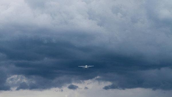 Самолет С-130 ВВС Греции участвует в поисках самолета EgyptAir