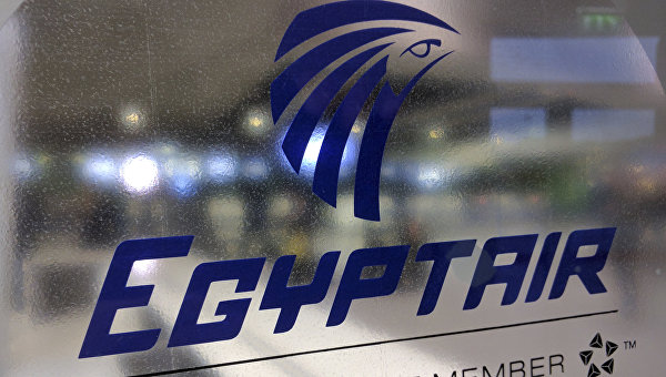 Автоматика пропавшего самолета EgyptAir подала сигнал бедствия в 04.26