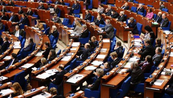 ПАСЕ надеется на участие России в конференции глав европейских парламентов