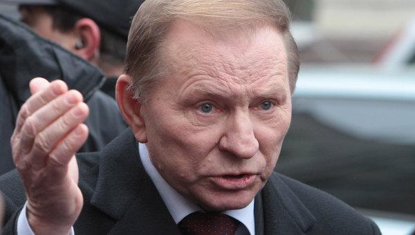 Кучма: успех переговоров зависит от решения вопроса безопасности в Донбассе