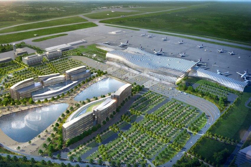 В Крыму начали строительство нового терминала аэропорта