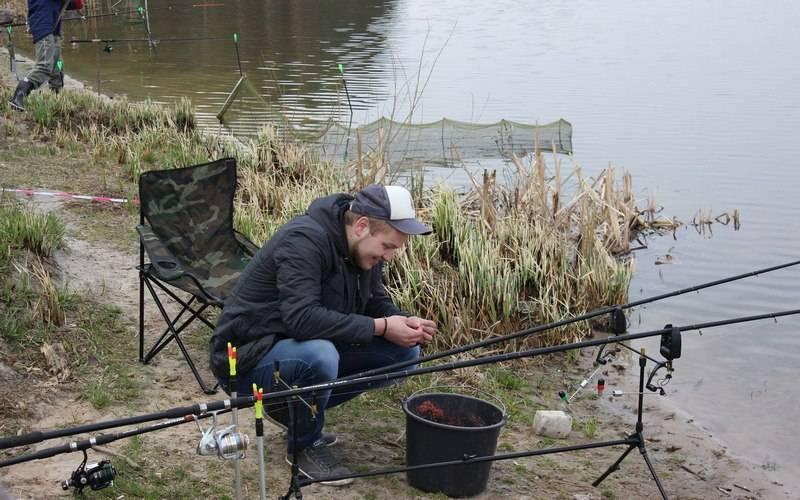 В Брянской области 22 мая выберут лучшего рыбака