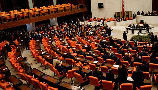 США озабочены решением о снятии депутатской неприкосновенности в Турции