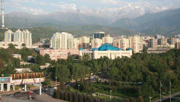 В Алма-Ате полиция препятствует проведению несанкционированного митинга