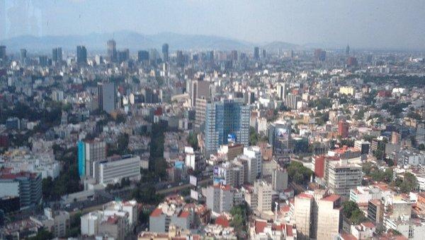 В столице Мексики объявлена экологическая тревога