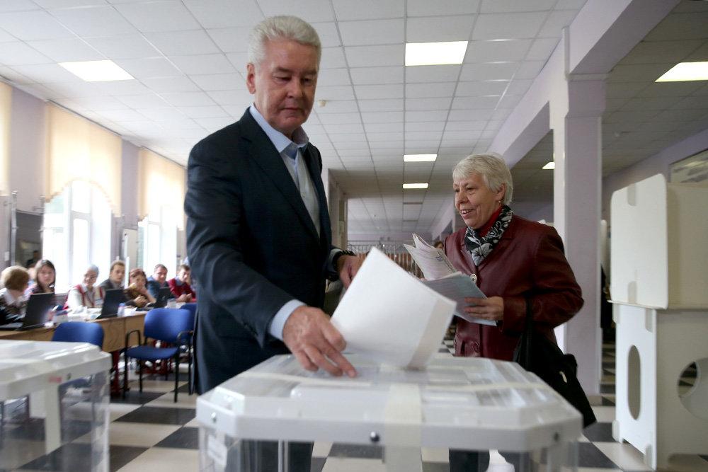 Сергей Собянин пригласил горожан проголосовать на праймериз