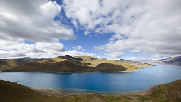 В Тибете произошло землетрясение магнитудой 5,3