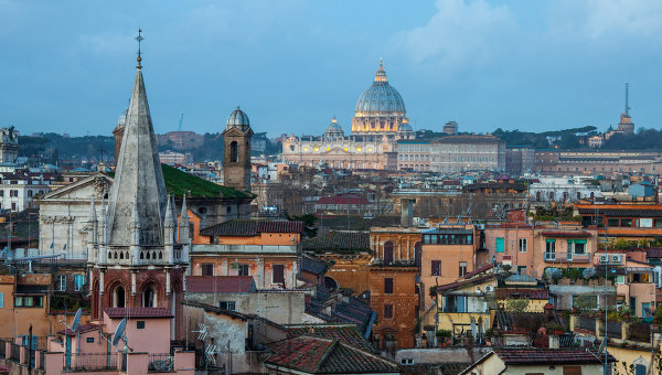 В Риме в ходе драки с участием болельщиков