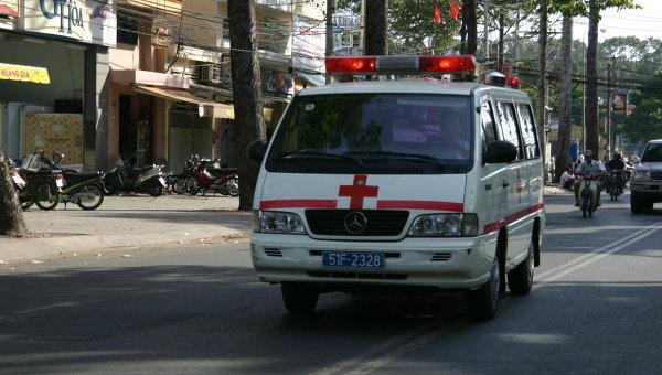 Во Вьетнаме не менее 12 человек погибли при столкновении автобусов