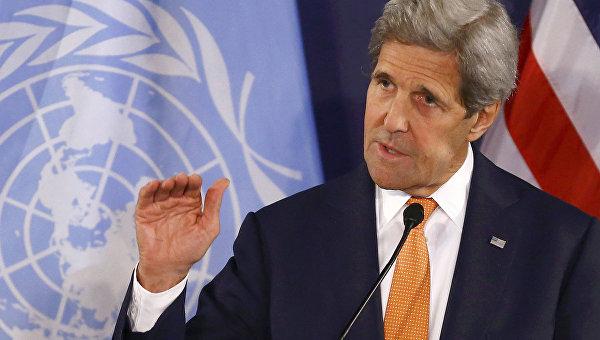 Керри: лидер талибов Мансур представлял угрозу военным США в Афганистане
