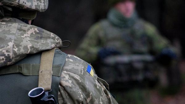 Силовики обстреляли территорию ЛНР из гранатомета