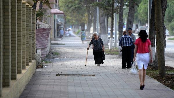 Южная Осетия закроет границу с Грузией на время выпускного в школах