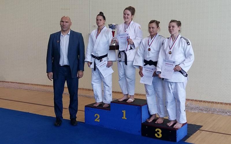 Восемь брянских дзюдоистов завоевали награды начемпионате ЦФО