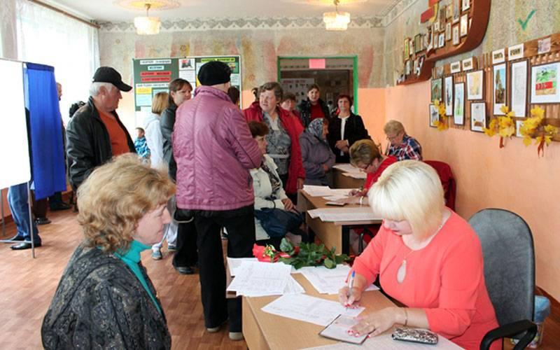 ВБрянской области завершилось предварительное голосование