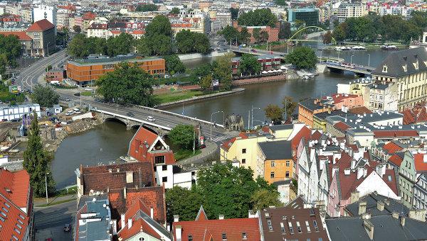 СМИ: в Польше задержали подозреваемого в причастности к взрыву во Вроцлаве