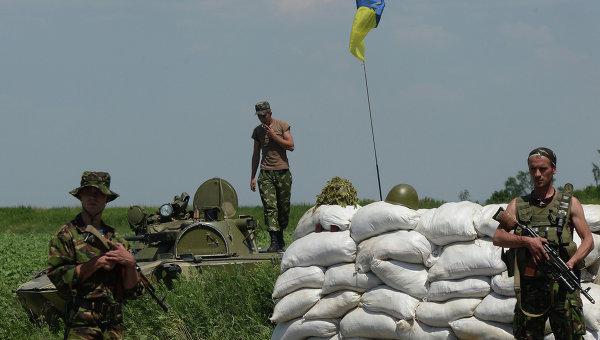 ДНР: силовики более 300 раз за сутки открывали огонь