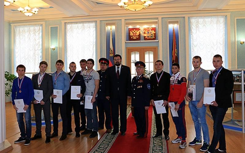 Брянцы стали вторыми навсероссийском слете казачьей молодежи