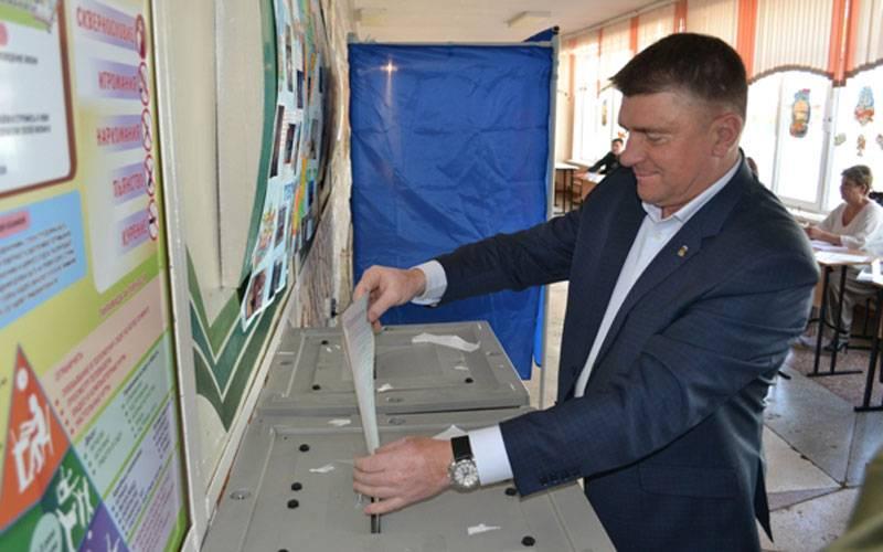На17:00 явка напраймериз вБрянской области составила 8,4%