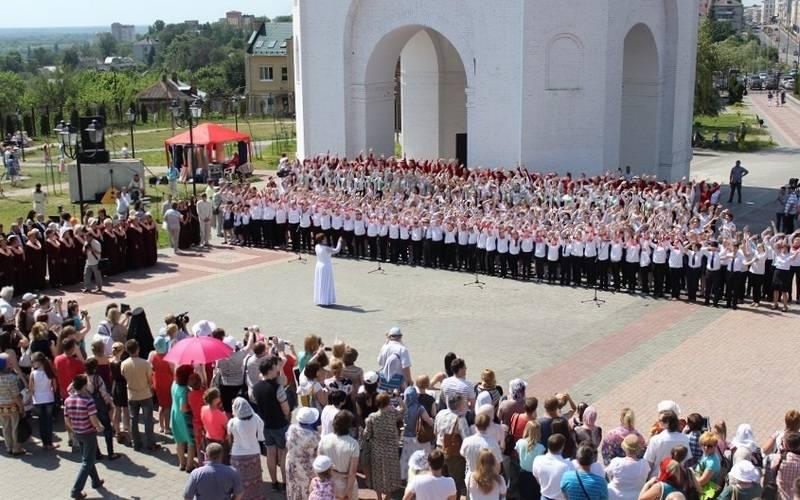 День славянской письменности вБрянской области отметят хоровыми концертами