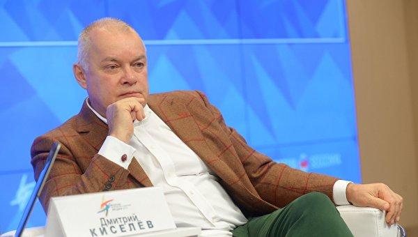 Госдеп: США не планируют вслед за ЕС вводить санкции против Киселева