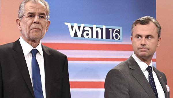 Канцлер Австрии: избиратели Хофера не должны выпасть из участия в политике