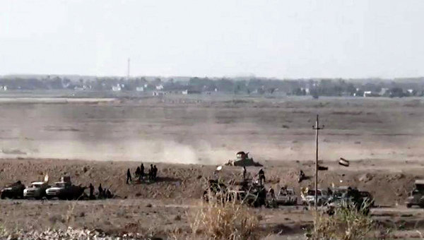 Премьер Ирака дал старт операции по освобождению Эль-Фаллуджи от ИГ