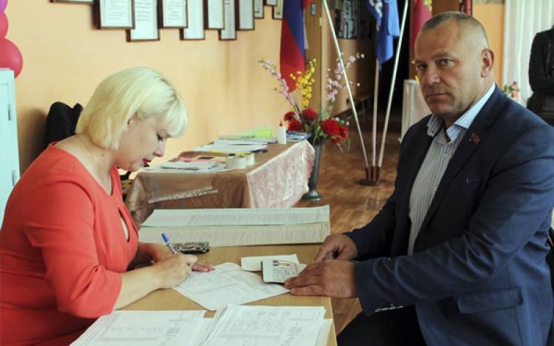 Участники брянских праймериз поделились впечатлениями оходе голосования