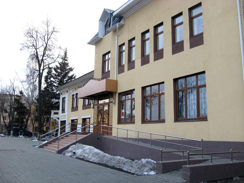Музей братьев Ткачёвых