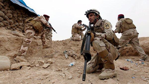 Иракские силовики освободили от ИГ район к востоку от Эль-Фаллуджи
