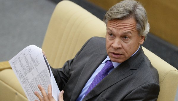 Пушков: почти все члены политкомитета ПАСЕ выступают за возвращение России