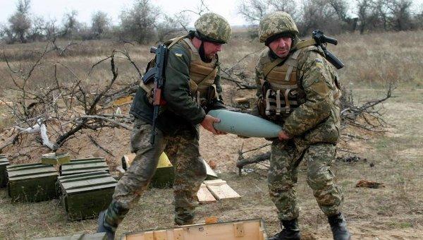 ОБСЕ отмечает увеличение нарушений перемирия в Луганской области