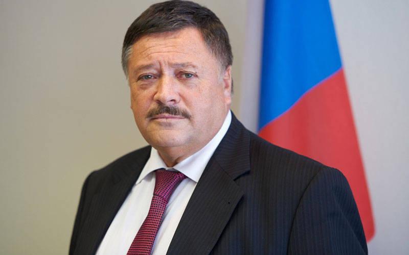 Брянский сенатор Сергей Калашников поднялся на22 позиции медиарейтинга