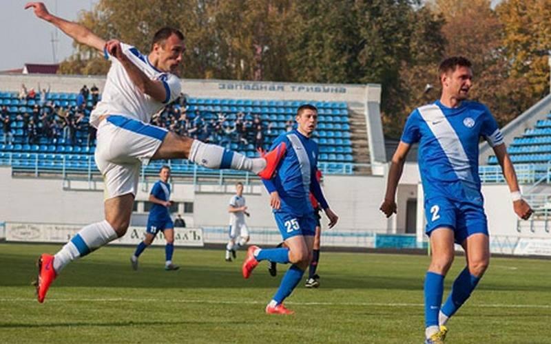 Команды «Динамо-Брянск» и«Калуга» сыграли вничью