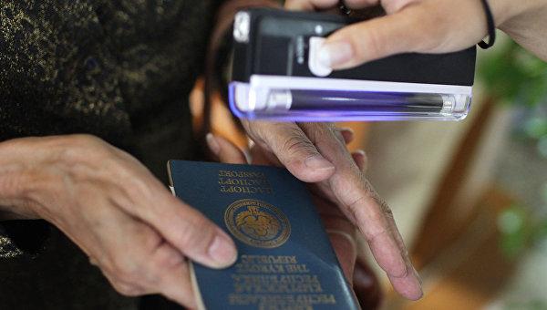 Изъятые у граждан КНР паспорта Киргизии оказались подделкой