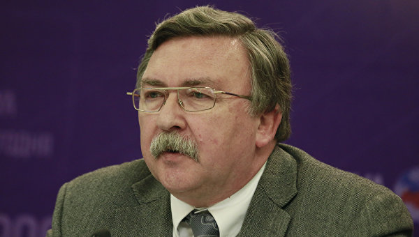 Ульянов: позиция США в отношении терроризма вызывает вопросы у Москвы