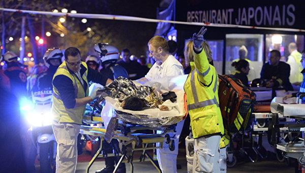В странах Евросоюза при терактах в 2015 году погибли более 150 человек
