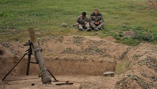 Минобороны Армении: ночью на границе с Азербайджаном фиксировалась стрельба