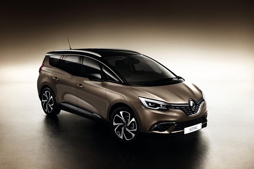 Renault выпустила минивэн на 20-дюймовых колесах
