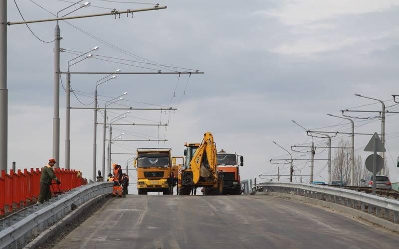В Брянске настарой части володарского путепровода навремя ремонта закроют движение